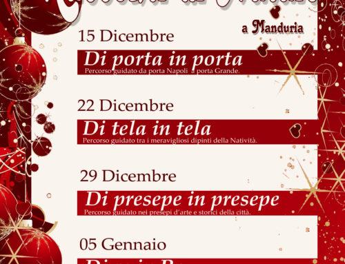 Racconti di Natale a Manduria per un Natale da raccontare.