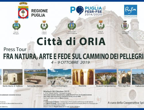 Press Tour FRA NATURA, ARTE E FEDE SUL CAMMINO DEI PELLEGRINI
